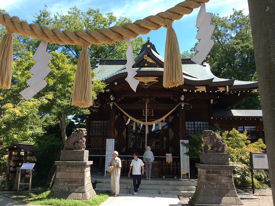 Gyodahachiman Shrine