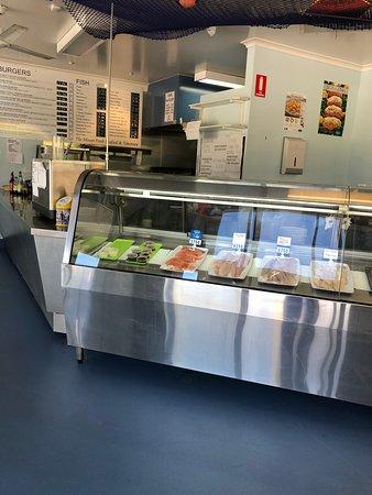 Mount Coolum, ออสเตรเลีย: fish options