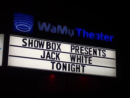 WaMu Theater