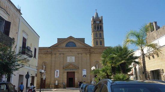 Pulsano, Italie : Chiesa di Santa Maria La Nova