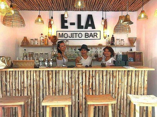 E-LA Mojito Bar