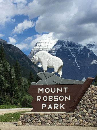Mount Robson, Canada: Great excursion!!!