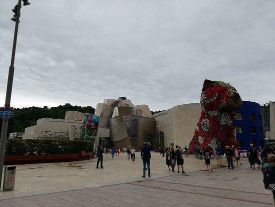 Guggenheim Museum Bilbao: IMG_20180817_152330_large.jpg