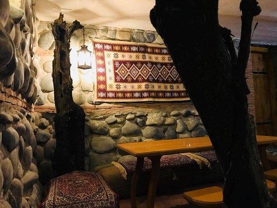 Imereti Region, Géorgie: Handmade interior