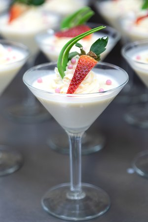 Rolleston, Nowa Zelandia: Lime Panna Cotta