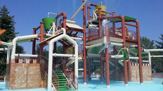 San Gervasio Bresciano, Italy: Le Vele Acquapark
