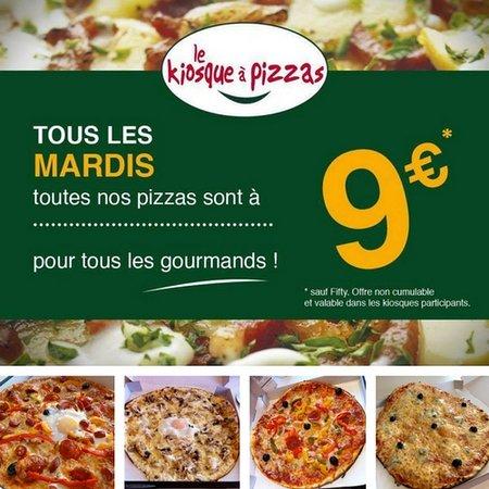 La Voulte-sur-Rhone, Frankreich: L'offre petit prix du mardi