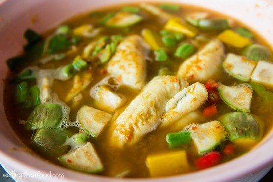 Soei Restaurant: Jungle curry