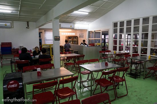 Soei Restaurant: Inside dining area