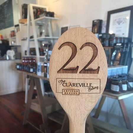 The Clareville Bakery: Delicious