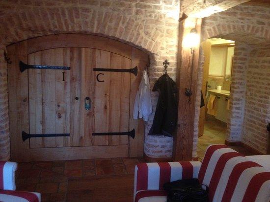 Irsee, Germany: Gästezimmer Abt Superior
