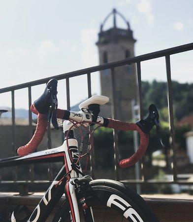 Monistrol de Calders, España: Esmorzars de ciclista