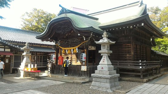 Kikuta Shrine