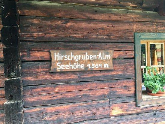 Huttschlag, Rakousko: Willkommen