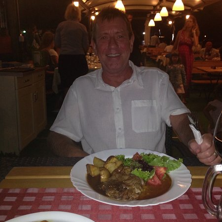 Our 36th Wedding Anniversary dinner