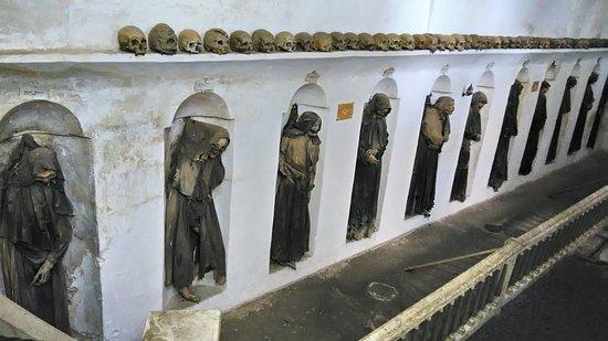Cripta Delle Mummie