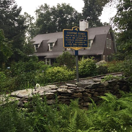 Stepping Stones: The Historic Home Of Bill And Lois Wilson