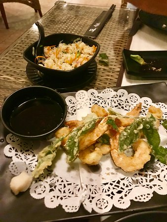 Royal Palms Beach Hotel: Japanese Restaurant
