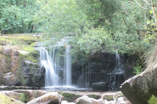 Creative Photography Wales: Waterfall Location - Playing with exposure times.