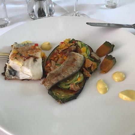 Ponte dell'Olio, Italien: Pranzetto sublime. Pesce freschissimo e cucinato divinamente