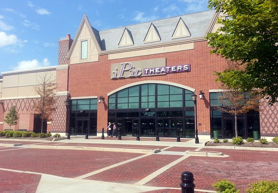 Ipic Theaters The Front Of Theater In Arboretum