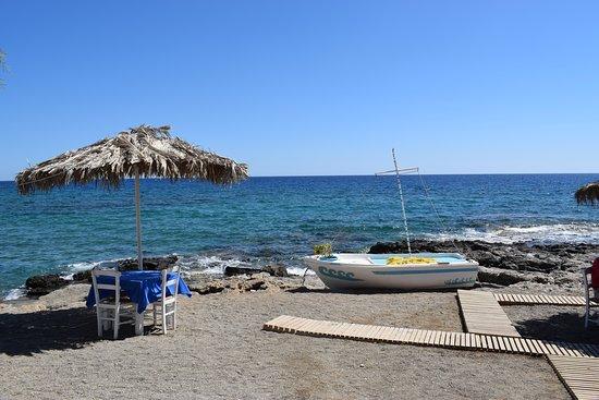 Koutsouras, Grèce: Θέα