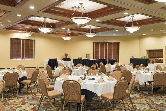 Holiday Inn Midland: Ballroom