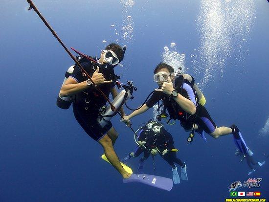 Wreck USS Emmons - Aloha Divers Okinawa - Mergulho em Okinawa