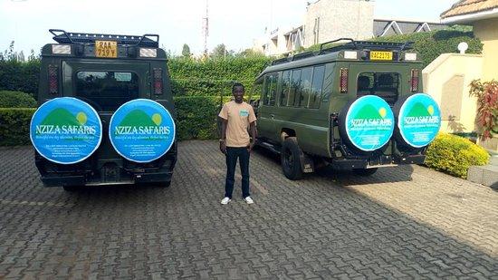 Kigali, Ruanda: The Owner of Nziza Safaris