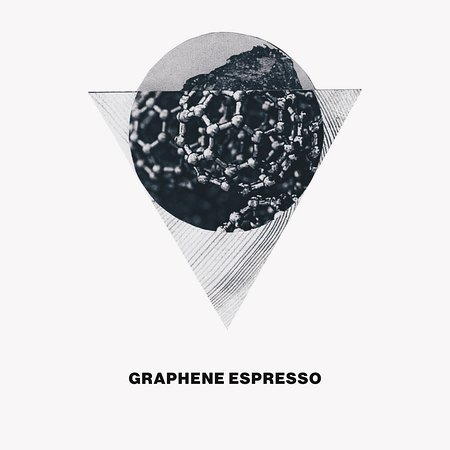 Ancoats Coffee Co: While our Warehouse City Espresso references Manchester's industrial past, Graphene Espresso emb