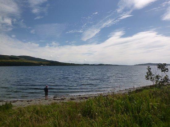Colintraive, UK: Loch Riddon