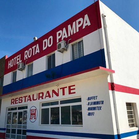 Santa Margarida do Sul, RS: Restaurante Santa Margarida
