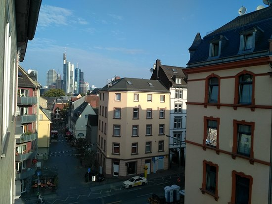 Novum Hotel Primus Frankfurt Sachsenhausen: Номер 53