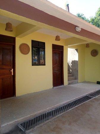 Kapchorwa, Uganda: Bar and Restaurant