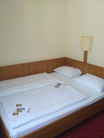 Novum Hotel Primus Frankfurt Sachsenhausen: Номер 53 для двоих достаточно