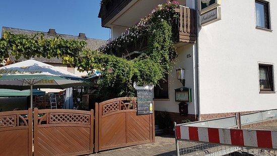 Bornich, เยอรมนี: Gaststatte Marktstubchen