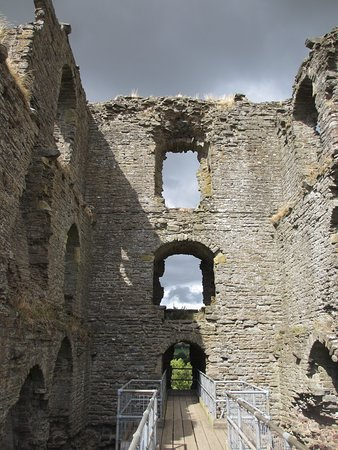 Great Hall, Clun Castle, Shropshire