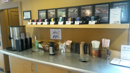 Gambier, OH: Retail teas to take home