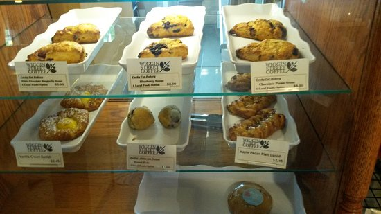 Gambier, OH: More pastries