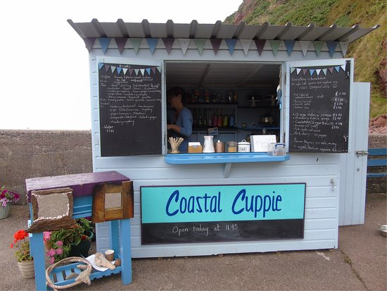 Pennan, UK: Coastal Cuppie