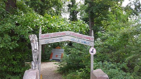 Barfuss- und Sinnenpfad Straubenhardt