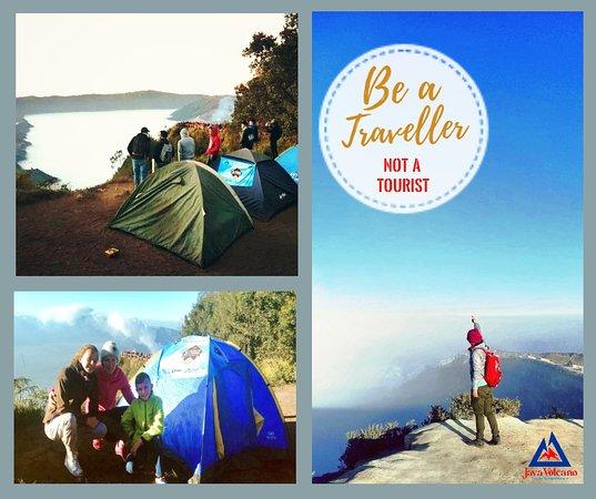 Bondowoso, إندونيسيا: Be a TRaveller not a Tourist