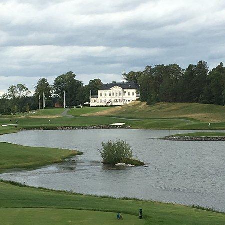 öppna golfbanor sverige