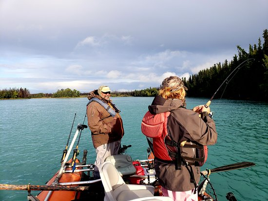 Sterling, AK: Fishing