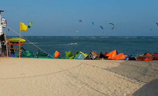 Vietnam Surf Camping