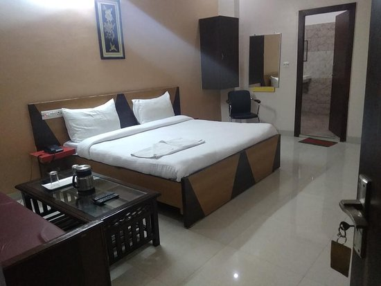 ‪‪Hardoi‬, الهند: all rooms have have large size with king size bed ‬