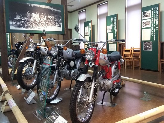 Soichiro Honda Craftsmanship Center