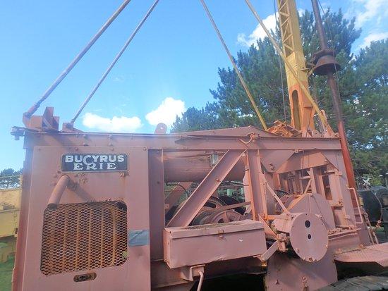 Chisholm, MN: mining equipment