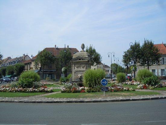 Fontaine d'Arnouville