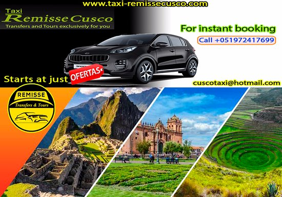 Taxi Remisse Cusco